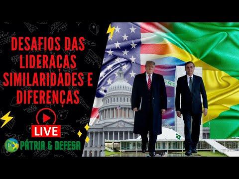 Tudo igual lá na América do Norte e no Brasil - Entenda os desafios do Executivo