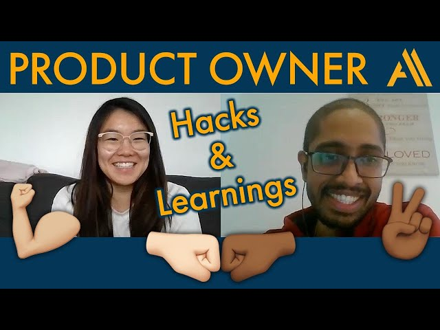 Product Owner Hacks & Learnings | Agile Avengers COVideo