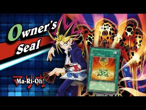 Yu-Gi-Oh! Duel Links - Owner´s Seal (w/ Destiny Draw Skill)