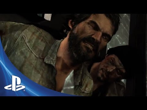 The Last of Us -  2012 Gamescom Trailer