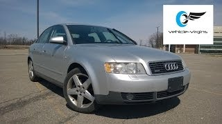 2004 Audi A4 Test Drive and Review