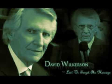 A Powerful Sermon - for this Lost Generation The Message by David Wilkerson