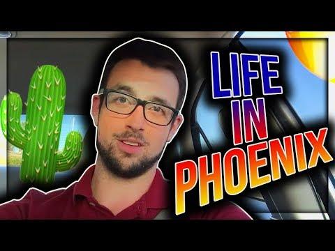 Moving From Michigan To Phoenix Arizona