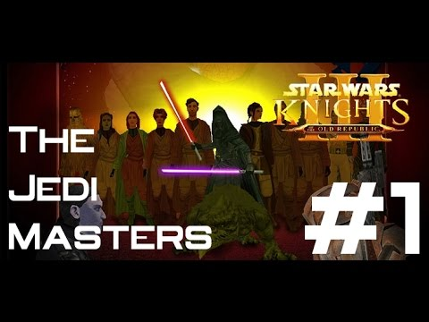 KotOR III - The Jedi Masters - Part 1: Tsig and Onderon