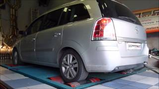 Reprogrammation moteur Opel Zafira 1.9 CDTI
