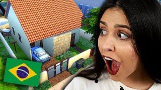CASA BRASILEIRA NO THE SIMS (Speed Build - The Sims 4)