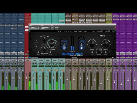 Plugin Alliance - Black Box HG-2 - Mixing With Mike Plugin of the Week