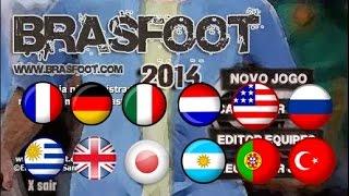 Como Baixar e Instalar Ligas no Brasfoot 2014
