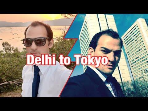 "INDIA to JAPAN new VISA process | Delhi to Tokyo | जापान में 15 दिन का ""home quarantine"" कि जानकारी"