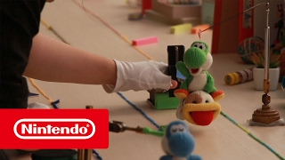 Poochy & Yoshi's Woolly World - Animated shorts: Behind the scenes