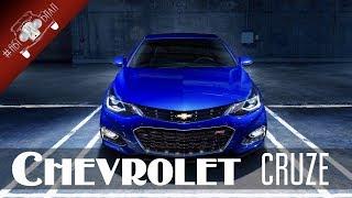видео Новый 2017 Chevrolet Cruze Хэтчбек