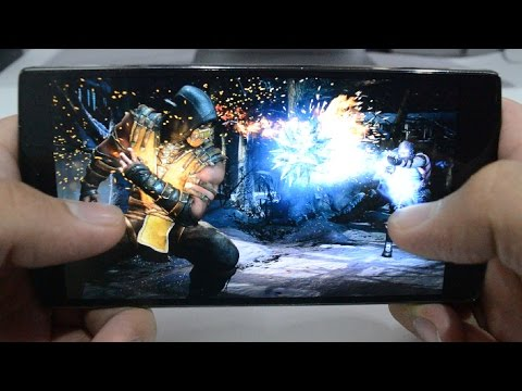 Top 10 Free HD Android Games 2015 #2 (High Graphics)