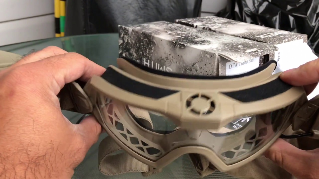 Our New Smith Optics Otw Turbo Fan Goggles Youtube