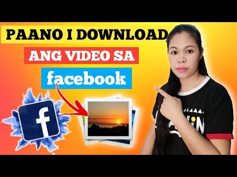 Paano mag download ng video sa Facebook to gallery ry with out any apps || Step by step tutorial