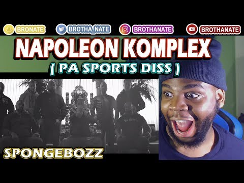Payback #forsundiego - Napoleon Komplex (PA Sports Diss) REACTION!!