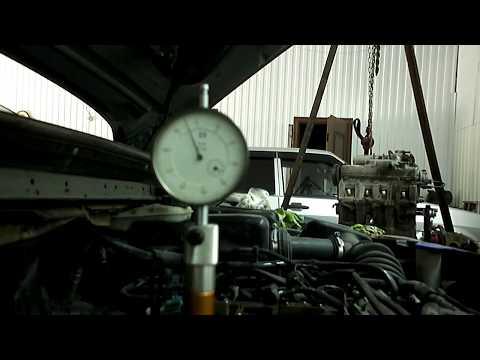 Установка цепи ГРМ. Ford Mondeo.
