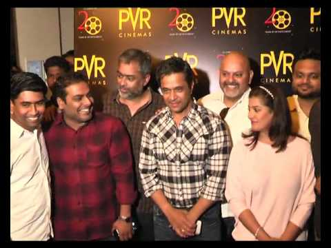 PVR cinema theater open at chennai airport