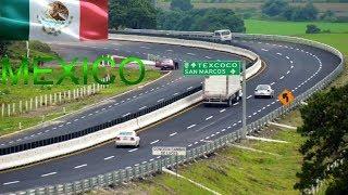 Gran Inversión en la Construcción y Modernización de Carreteras en México