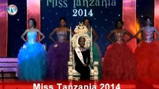 SITTI MTEMVU ALIVYOTWAA TAJI LA MISS TANZANIA 2014