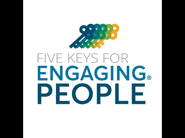 5 Keys for Engaging People