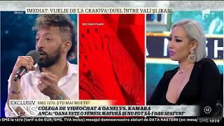 Reactia sotiei lui Kamara, surprinsa la videochat!