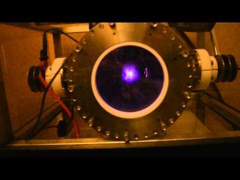 Nuclear Fusor - Running on air