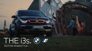 Tim Schou and the BMW i3s Edition RoadStyle.