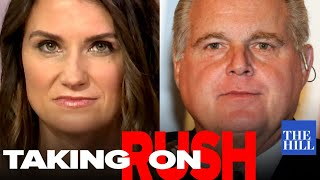 Krystal Ball: Rush Limbaugh accused me of posing nude at 14