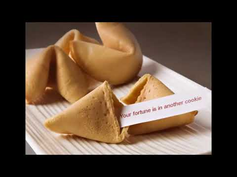 Fortune Cookie Guy Vs Chinese Restaurants Round 2