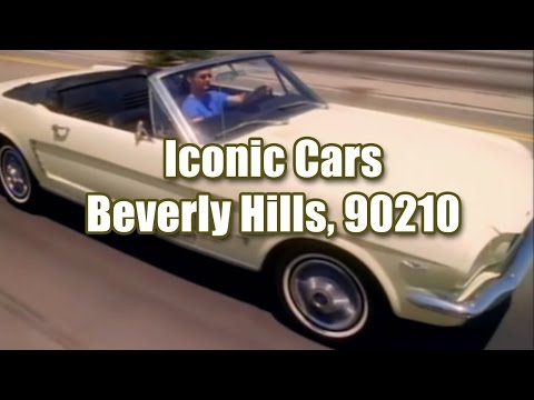 Beverly Hills 90210 - Top 3 'Iconic Cars'