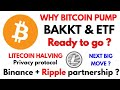 Why btc pumped ?ETF approval rumors ! Litecoin halving