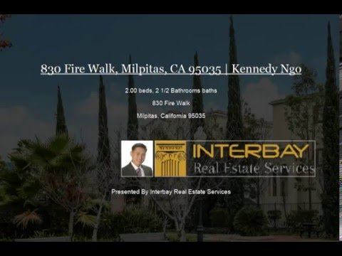830 Fire Walk, Milpitas, CA 95035   Kennedy Ngo