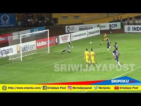 Sempat Salah Baca Strategi PSIS, Sriwijaya FC Sementara di Posisi 3 Klasemen Liga 1