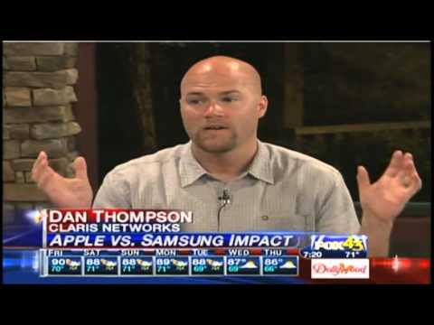 Apple wins in the Apple vs Samsung patent lawsuit