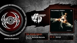THE SPEED FREAK - B1 - ANIMAL - DEVASTATOR - PKG25