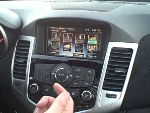 How To: Program Your MyLink Radio in the 2014 Chevrolet ...