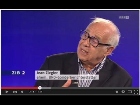 """Jean Ziegler """"Wir lassen Sie verhungern"""""""