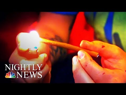 Examining Nevada's New Marijuana Law | NBC Nightly News