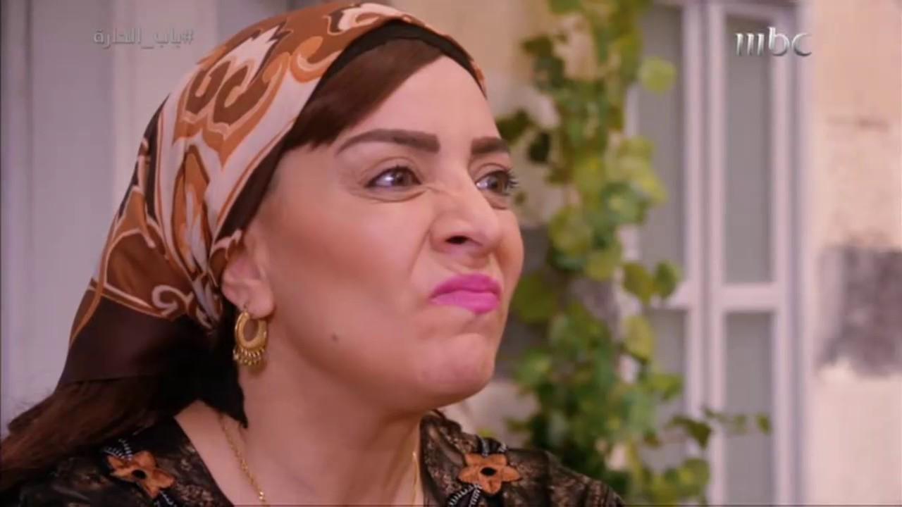 أبو بدر لـ فوزية ليش ما بيحطوكي بدل أبو جودت في الكراكون باب الحارة رمضان يجمعنا Youtube