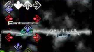 Battery - Metallica (stepmania)