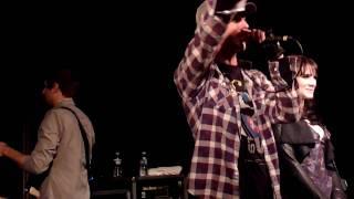 The Church Of Hot Addiction - Cobra Starship - Live @Paris
