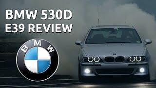 BMW E39 530D Automatic Review & Acceleration 0-100km/h (2017)