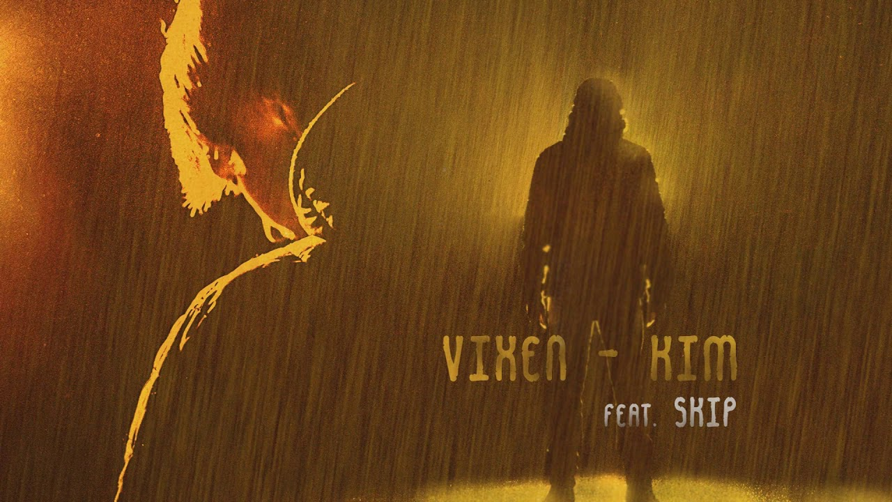Vixen ft. Skip - Kim (official audio) prod. JRS | 25% EP
