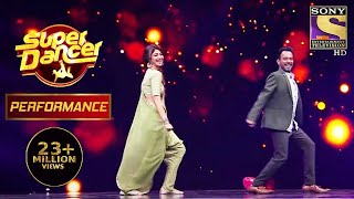 Shilpa ने किया Dharmesh का सपना पूरा | Super Dancer Chapter 2