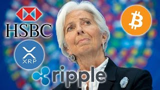 Ripple XRP: Christine Lagarde's Bitcoin Warning - Will She Shake The System As President Of The ECB?