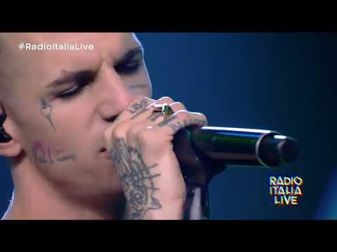 Achille Lauro - La Bella E La Bestia (LIVE 2019) - Mattia StrambelLauro