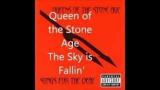 Queens of Stone Age - The Sky is Falling(subtitulada)