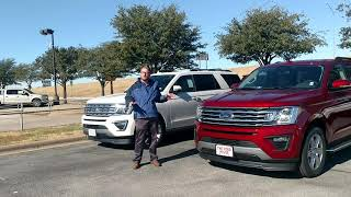 2018-2019 Ford Expedition XLT! Come in and test drive! The Ford House in Wichita Falls, TX