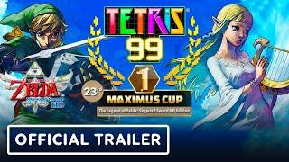 Tetris 99 - Official 23rd Maximus Cup Gameplay Trailer