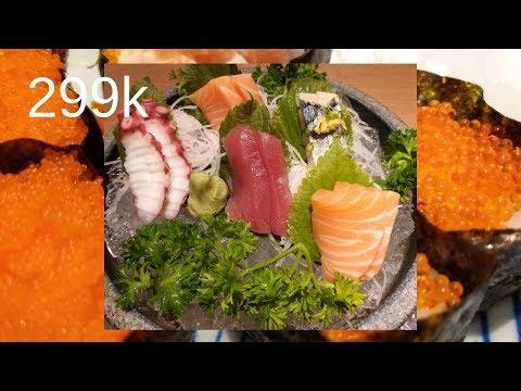 Buffet Ishushi Với Hơn 50 Món Sashmi, Shushi, Lẩu Và Bò Nướng Chỉ 299k